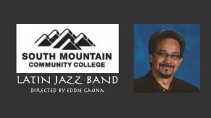 May 9: South Mountain CC Latin Jazz Band @ The Nash | Phoenix | Arizona | United States