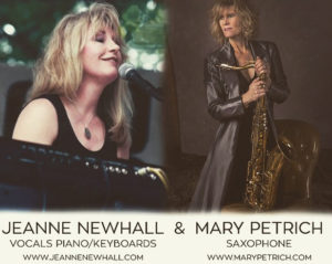 July 9 Jazz Matinee: Mary Petrich & Jeanne Newhall @ The Nash | Phoenix | Arizona | United States