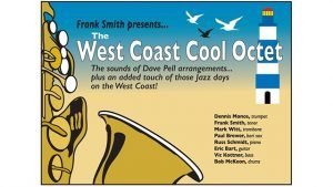August 5: West Coast Cool Octet @ The Nash | Phoenix | Arizona | United States