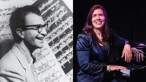 February 7 2018 Jazz In Concert Series: Nicole Pesce Celebrates Dave Brubeck @ ASU Kerr Cultural Center | Scottsdale | Arizona | United States