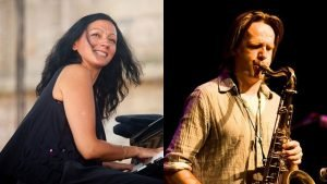 April 22 Special Event: Amina Figarova & Marc Mommaas @ The Nash | Phoenix | Arizona | United States