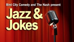 September 26: Jazz & Jokes @ The Nash | Phoenix | Arizona | United States